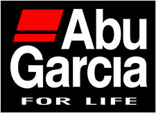Abu Garcia Fishing decal Lure Rods Vinyl Decal Window Stickers 12 inches decal