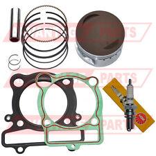 Yamaha Grizzly 350 Piston Rings Gasket Ngk Spark Plug Kit Set Yfm 350 2007-2014
