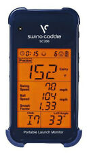 Voice Caddie SC200 Swing Caddie 2 Portable Launch Monitor - Blue
