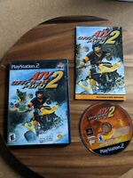 ATV Offroad Fury 2 CIB & TESTED (Sony PlayStation 2, 2002)