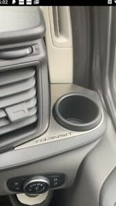 TRANSIT CUSTOM DASH TRIMS NEW SHAPE HIGH QUALITY STAINLESS STEEL COMES AS A PAIR