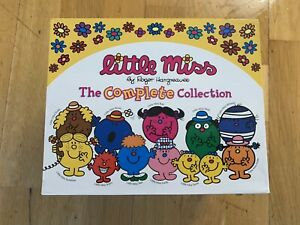 Little Miss The Complete Collection 37 Books