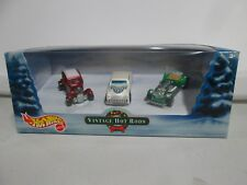 Hot Wheels Remember When Vintage Hot Rods 3 Pack