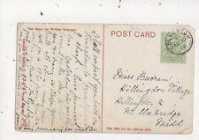 Miss Butram Hillingdon Village Uxbridge 1909  805a