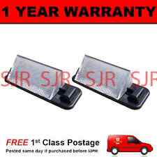 2X FOR BMW 3 SERIES E36 1992-1998 18 WHITE LED NUMBER PLATE LIGHT LAMPS
