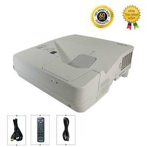 NEC NP-UM361X 3LCD Ultra Short Throw Projector 3600 ANSI HDMI HD 1080p w/bundle