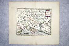 MERCATOR. TAURICA CHERSONESUS. AMSTERDAM. J. HONDIUS. CIRCA 1630.