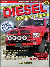 1989-2007 Dodge Ram Cummins Diesel High Performance Guide Pickup Truck B and ISB