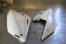 2009 Honda Crf 450 X Rear Back Side Number Plate Fairing Cowl Cover set A769