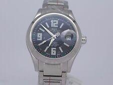 BNIB Ball Engineer II Arabic BLACK dial auto date SS bracelet watch NM1020C-S4BK