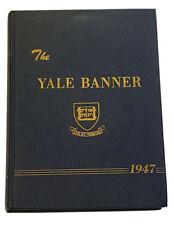 1947 George Bush Yale University Yearbook