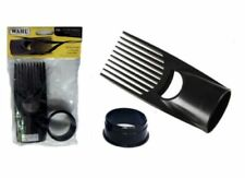 Wahl Hair Dryer Comb Pik Attachment With Adaptor Ring