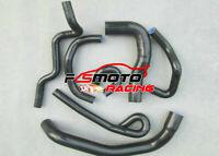 BLACK Silicone Radiator Hose Kit for NISSAN SKYLINE GT-S/GT-T R33 R34 RB25DET