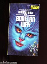 DAW #  86  THE BODELAN WAY, Louis Trimble    1st SB, VG