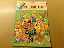 STRIP / JOMMEKE 77: PEUTERWEELDE | Herdruk 1979
