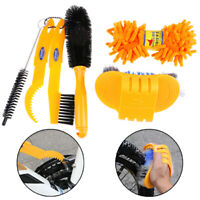 Bicycle 6 in 1 cleaning kits tool Bike Tyre Chain Cleaner Tire BrusheCWICMR