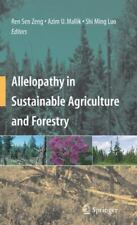 Allelopathy in Sustainable Agriculture and Forestry (2010, Paperback)
