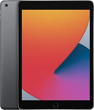 More details for apple ipad 8th generation 10.2in 32gb wifi 2020 space grey - brand new sealed