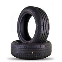 2x Sommerreifen Pirelli Scorpion Verde MOE 235/55 R19 101V 1716 7 mm Runflat