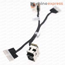 HP Compaq Presario CQ62 G72 CQ72 8-Pin 7-Kabel Netzbuchse DC Jack DD0AX8PB000