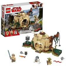 LEGO Star Wars: The Empire Strikes Back Yoda's Hut 75208 Building Kit
