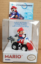 Tomy MARIO KART WII MARIO PULL BACK RACER OFFICIALLY LICENSED