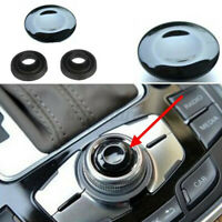 Glossy Finished MMI Knob Joystick Repair For Audi A4 A5 A6 Q5 Q7 RS5 S6 S8