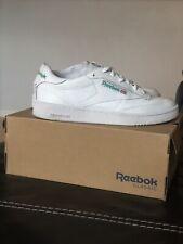 Men Reebok Club C85 Vintage Size 11 Athletic Shoes Classic Sneakers