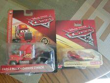 Disney Cars 3 rusteze racing center lightning mcqueen Target Only - DELUXE Mack