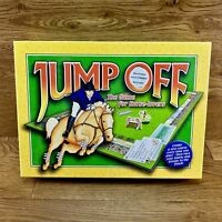 Stage Coach Games Jump Off The Game For Horse Lovers Show Jumping Board  Vintage