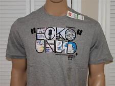 Marc Ecko Photo Lover T Shirt Heather Gray NWT EKS90156
