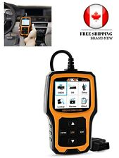 ANCEL AD410 OBD II Vehicle Check Engine Light Scan Tool Automotive Code Reader