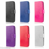32nd Book Wallet Case Samsung Galaxy Trend 2 Lite + Screen Protector & Stylus
