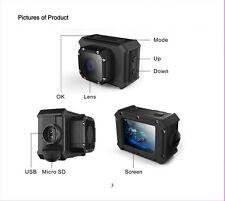 UK HD Screen Action Camera 5MP,Camcorder & Built in Mic ,Waterproof 40 Meters