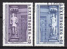 Luxembourg - 1980 Architecture: Jugendstil Mi. 1014-15 VFU