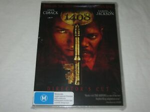 1408 - John Cusack - Brand New & Sealed - Region 4 - DVD