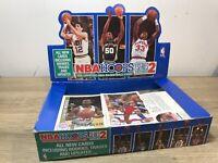 Lot of Cards - 1992-93 Skybox Hoops Series 2 BASKETBALL NBA Hobby Box