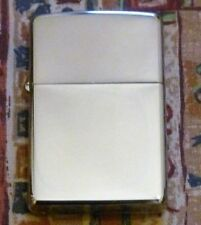 Plain Metal Collectable Zippo Lighters Accessories