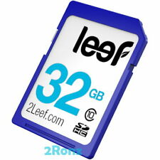 Leef 32GB 32G Class 10 SDHC SD Flash Card Memory Mobile Tablet C10