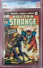 Doctor Strange #5 cgc 9.8  Dr. Strange White Pages