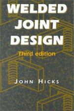 Welded Joint Design-ExLibrary