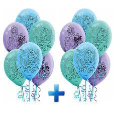 Little Mermaid Disney ARIEL Latex Balloon Birthday Party Supplies Decoration ~12