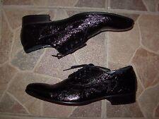Comodo  Formal Gorgeous Shoes eu. 42 Size black print Leather New design