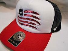 New Licensed MLS New England Revolution '47 Brand Snapback Hat _B134