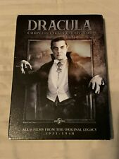 Universal Monsters Legacy Collections Dracula Frankenstein Mummy Invisible Man