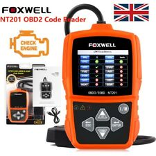 Car Fault Code Reader Engine Check OBD2 Scanner  Diagnostic Tool Foxwell UK