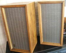 EMI Model 319 Speakers - Rare 1960's British Hi End