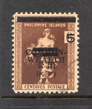 Philippines #NO2  Overprinted issue - USED scarce - cv$45.00