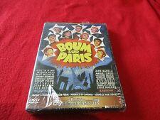"DVD NEUF ""BOUM SUR PARIS"" Edith PIAF, Mick MICHEYL, Juliette GRECO, Mouloudji"