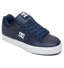 DC SHOES SKATE PURE SE NAVY 301024 NVY  MENS UK SIZES 8 - 13   RRP £75